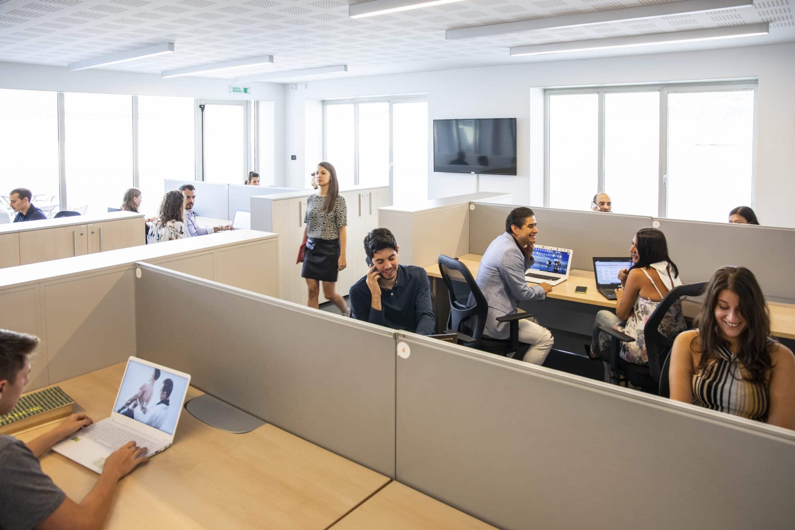Coworking: il nuovo concetto di ufficio.