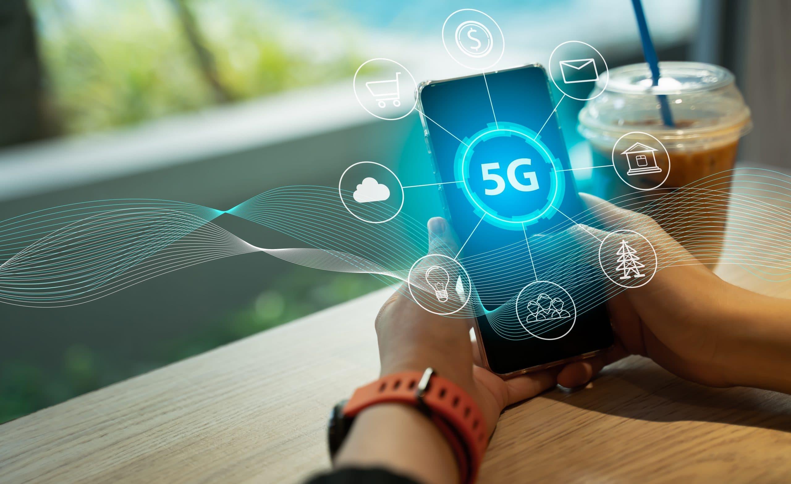 Così il 5G cambierà il mondo.