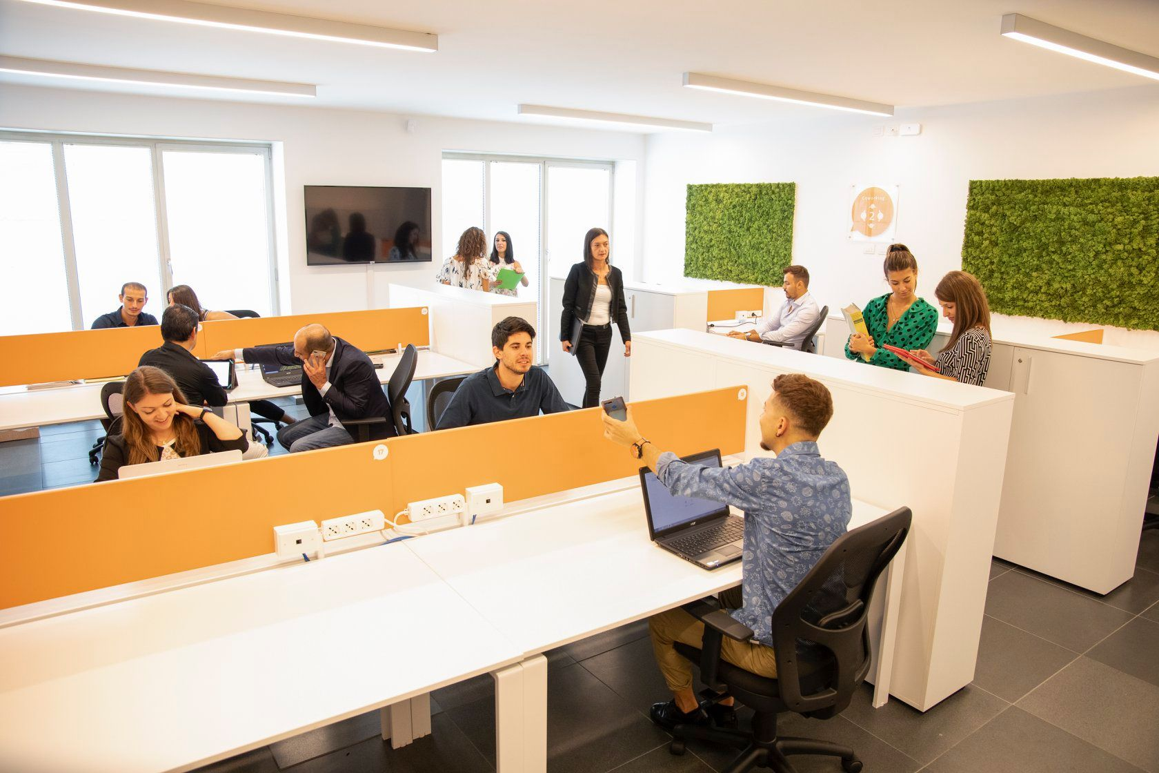 Coworking: un fenomeno in evoluzione