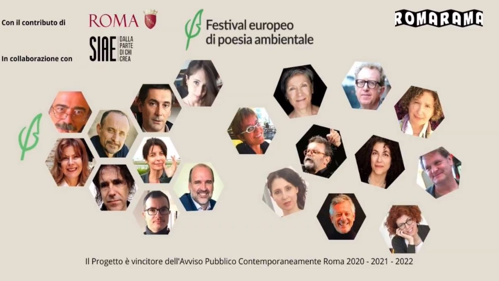 Festival Europeo di Poesia Ambientale al via in streaming con Saperenetwork e Hub48